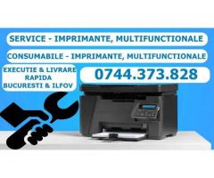 Service imprimante si multifunctionale 0744373828 Consumabile imprimante si multifunctionale in Bucu