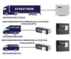 Benzi tusate si role hartie termoImprimante Thermo King, Transcan, Datacold Carrier, Termograf, Touc