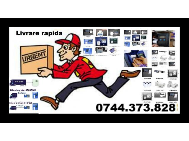 Cartuse tus si role hartie Transcan, Thermoking, Esco, Datacold Carrier, Touchprint, Dps, Vlt, Termo