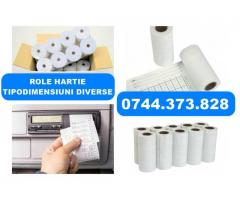 Role de hartie termica pentru Tahograf Digital tip Intellic, EFCON, Stoneridge, SmarTach STD II, Sma