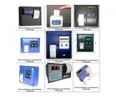 Cartus tusat si Rola hartie TKDL THERMO KING, TRANSCAN, ESCO DR, DATACOLD CARRIER,  TOUCHPRINT THERM