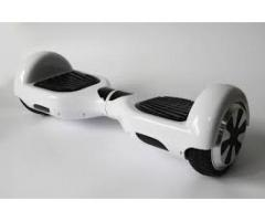 (Hoverboard) Model: Flame Mover S8 BT WHITE