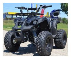 ATV 125cc Grizzly Utility 006-8 Import Gemania