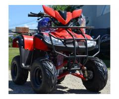 ATV 125cc Bmw Utility KXD-007 Import Gemania