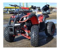 ATV Apachi Warrior 125cc Import germania, Nou cu garantie