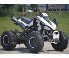 ATV Apachi Raptor 125cc Import germania, Nou cu garantie