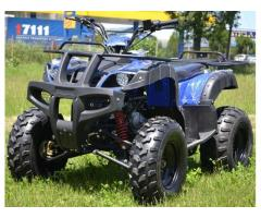 ATV KXD MEGAGrizzly 125cc Import Germania, Casca Bonus