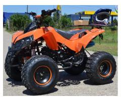 ATV Nitro Warrior 125cc Import Germania, Garantie