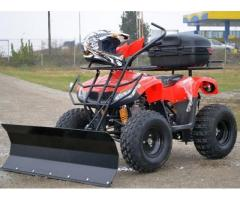 ATV Apachi Big Foot 125cc Import germania, Nou cu garantie