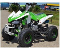 ATV 125cc ASTRAL SPEEDY Nou, Casca Bonus, Import Germania