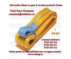 Chingi textile , sufe de ridicat Total Race