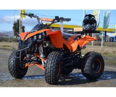 ATV NITRO Warrior 125cc Import Germania, Garantie 1 AN