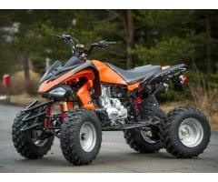 ATV AKP Mega Speedy 150cc Sport Edition  RS10