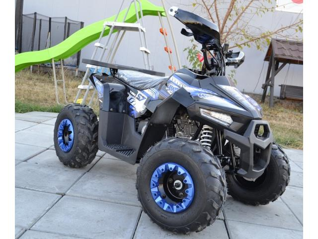 Atv Kinder Nitro 125 Hawk Sport Edition  RS7