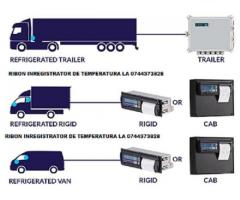 Caseta tus si rola hartie Transicold Carrier, Transcan, Thermo King, Datacold Carrier, Esco, TouchPr
