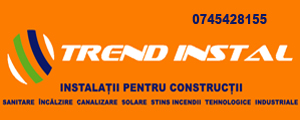 Trend instal – instalatii pentru constructii –sanitare, încălzire, canalizare, solare, stins incendii, tehnologice, industriale